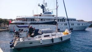 Cavtat-naast-kleine-boot
