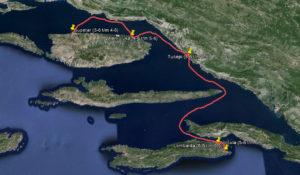 Route bij verhaal9