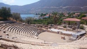 Amfitheater-Epidavros